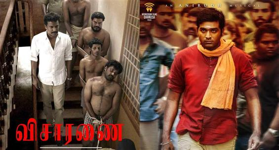 Lyca Productions bags Naanum Rowdy Dhaan and Visaranai - Tamil Movie Poster