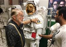 Madhavan trains at NASA for 'Chanda Mama Door Ke'