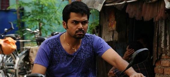 Madras New Trailer - Tamil Movie Poster
