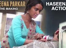 Making of Action Sequence from Haseena Parkar