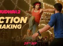 Making of Action Sequence from Judwaa 2