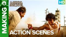 Making of 'Action Sequence' from Munna Michael