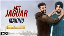 Making of 'Jatt Jaguar' video song from Mubarakan