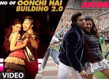 Making of 'Oonchi Hai Building 2.0' song from Judw...