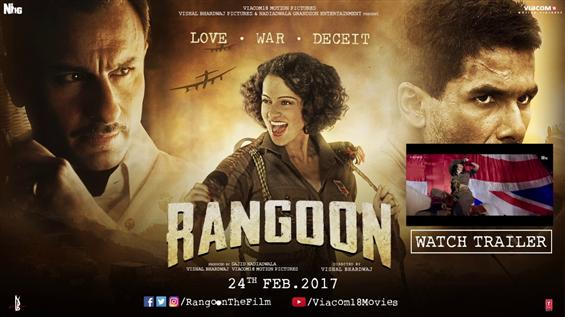 News Image - Making of 'Rangoon' Trailer image