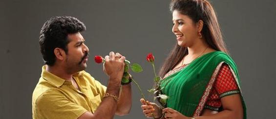 Mapillai Singam Movie Stills - Tamil Movie Poster