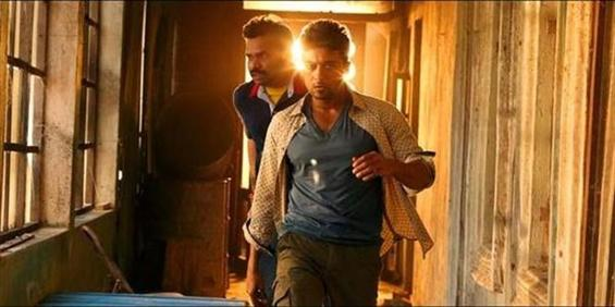 Masss shooting wrapped up  - Tamil Movie Poster
