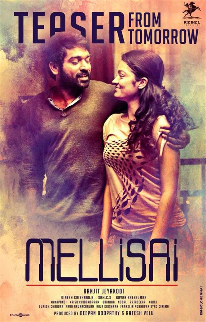 Mellisai teaser from tomorrow