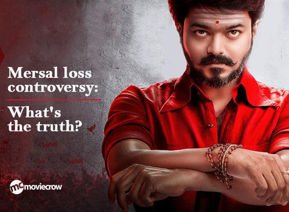 Mersal loss controversy: What's the truth?