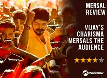 Mersal Review - Vijay's charisma mersals the audie...