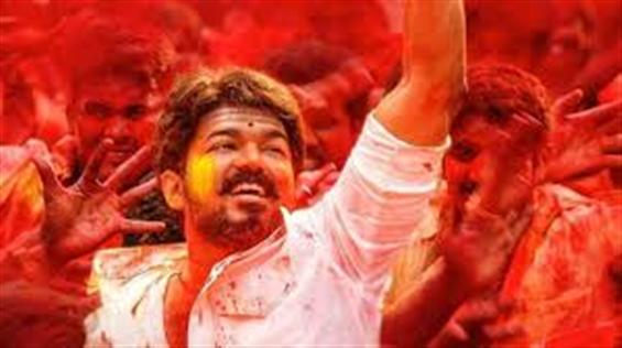 Mersal's Telugu version Adirindi's release postponed image