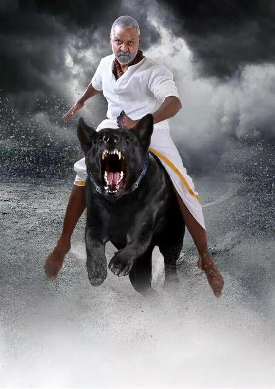 Motta Siva Ketta Siva First Look Stills - Tamil Movie Poster