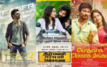 MovieCrow Box Office Report - August 11 to 13