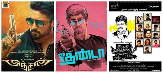 MovieCrow Box Office Report - August 15 to 17