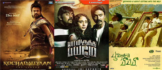 MovieCrow Box Office Report - May 30 to June 1