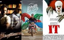 MovieCrow Box Office Report - September 15 to 17