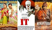 Moviecrow Box Office Report - September 8 to 10