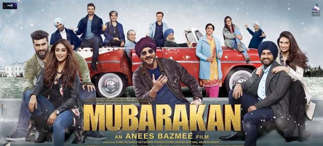 Mubarakan Movie Review: Anil Kapoor steals the show in Bazmee's No Brainer Image