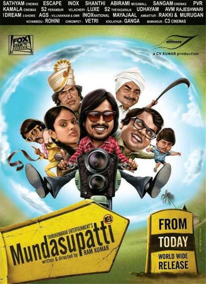 Mundasupatti short film