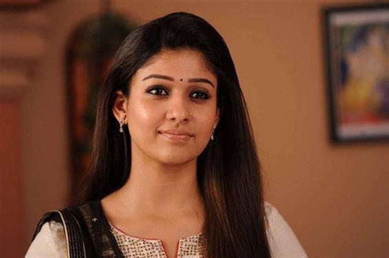 Nemichand Jhabak to produce Nayanthara - Sargunam's next  - Tamil Movie Poster