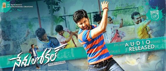 Nenu Local Songs - Music Review - Movie Poster