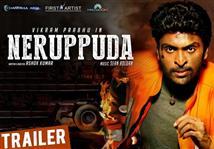Neruppu Da censored, trailer released
