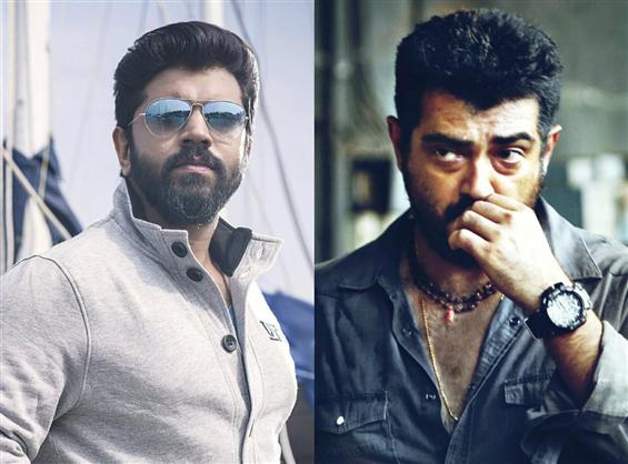 Nivin Pauly on being a part of Ajith's Viswasam image