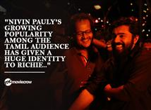"""""""Nivin Pauly's growing popularity among the Tamil ..."""