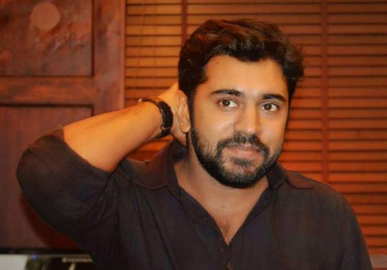 Nivin's next is a bilingual - Movie Poster