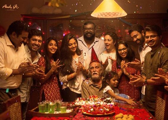 Njandukalude Nattil Oridavela Review: A Family Entertainer that's Simple Yet Effective image