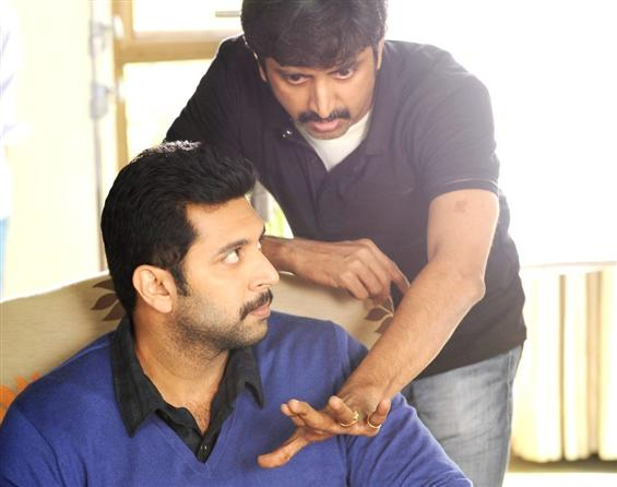 Not Simbu but its brother Jayam Ravi for Mohan Raj...