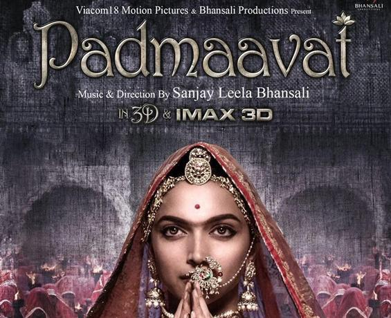 News Image - Official : Padmaavat to release on Jan 25, First Indian Film to have a Global IMAX 3D Release! image