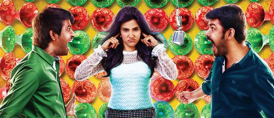 Oru oorula Rendu Raja Trailer - Tamil Movie Poster