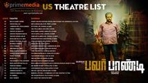 Pa Pandi USA Theater list