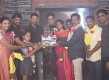 Prabhu Deva, AL Vijay team up again