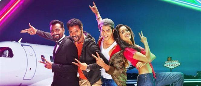 Muqabla Abcd Prabhu Deva Mobile Mp3 Full Song