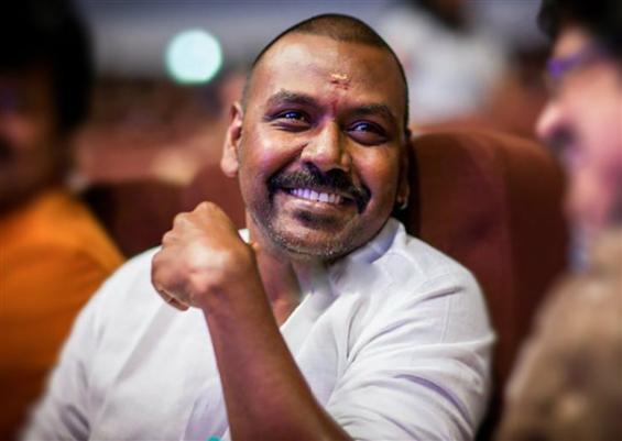 Raghava Lawrence 's film with Mersal, Baahubali wr...