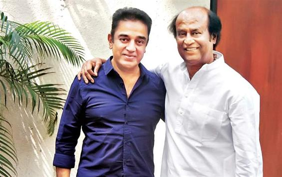 Rajinikanth on Alliance with Kamal Haasan