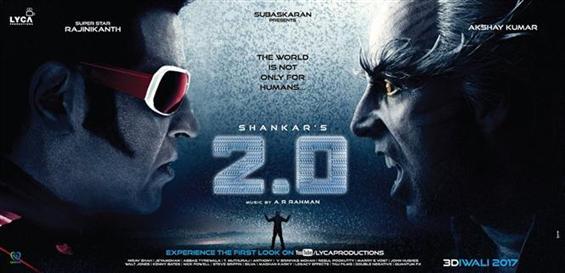 Rajinikanth's 2.0 confirms postponement : Karu, Pa...
