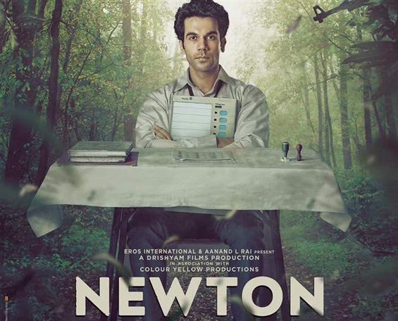 Rajkumar Rao's Newton to be sent to the Oscars image