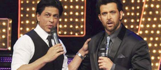 Rakesh Roshan to remake Karan Arjun with Shah Rukh Khan and Hrithik Roshan? - Movie Poster