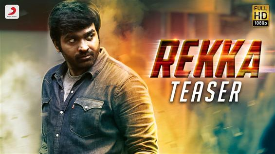 Rekka Teaser - Tamil Movie Poster