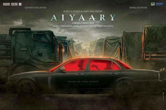 Release date announced for Siddharth Malhotra's Aiyaary image