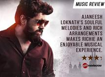 Richie Songs - Music Review