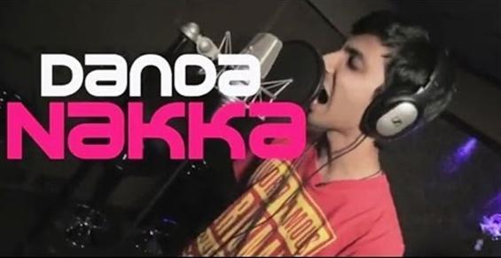 Romeo Juliet - Dandanakka Making Video  - Tamil Movie Poster