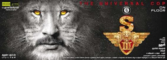S3 next schedule in Malaysia - Tamil Movie Poster