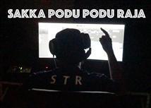 Sakka Podu Podu Raja song glimpse