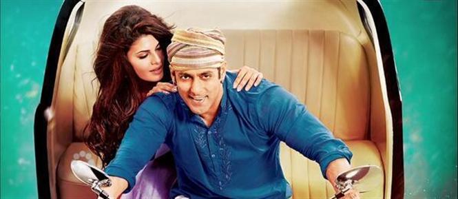 Salman Khan's Kick Music Review
