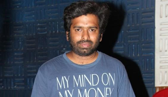 Santhosh Narayanan to score music for Udhay - Ahmed movie - Tamil Movie Poster