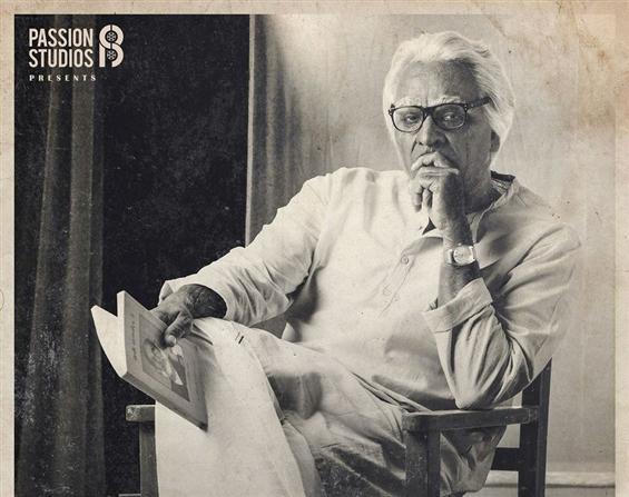 Seethakathi first look reveals Vijay Sethupathi 's...
